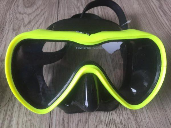Mask Diving OEM Veder - Kuning