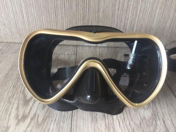 Mask Diving OEM Veder - Cokelat