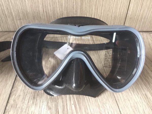 Mask Diving OEM Veder - Abu-Abu