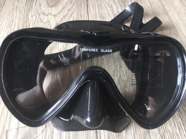 Mask Diving OEM Veder - Hitam