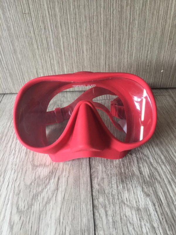 Mask OEM Reseller - Red